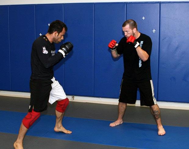 Mixed Martial Arts (MMA) Program 1
